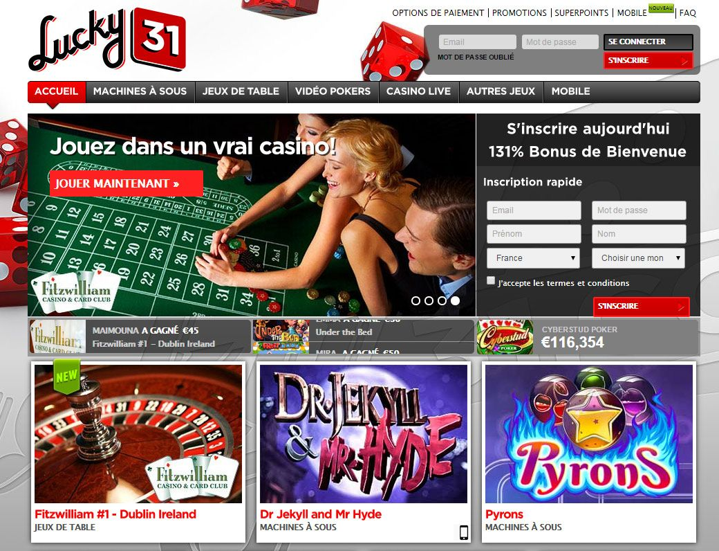 Casino lucly31